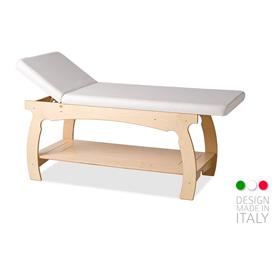 Lettino Massaggio In Legno.Lettini Rtm Benessere